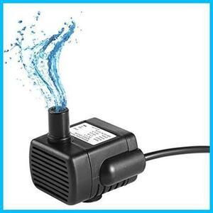 ★即決★吐出量180L/H HU-835 LEDGLE 循環ポンプ 排水ポンプ 潜水ポンプ USB給電 小型ポンプ 水中ポンプ 池ポンプ DC5V 水槽 ミニ 静音