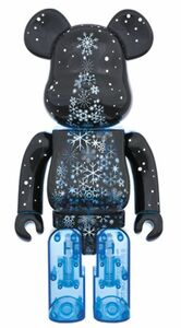 ★新品★ベアブリック 400% BE@RBRICK 2015 Xmas クリスマスツリー ver MEDICOMTOY 千秋 BASQUIAT bape kaws