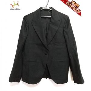 マーガレットハウエル MargaretHowell サイズ2 M - 黒 レディース 長袖/春/秋 ジャケット