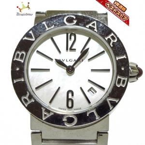 BVLGARI(ブルガリ) 腕時計 ブルガリブルガリ BBL26S レディース SS/シェル文字盤 ホワイトシェル