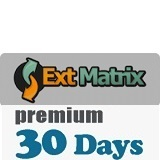[ appraisal number 3000 and more. results ]ExtMatrix premium 30 days [ safety support ]