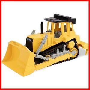 【送料無料-最安】建設車両のおもちゃ WH1004Z Driven ブルドーザー ミドルサイズ F1813 正規品