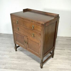 アンティーク 家具 チェスト 1930年頃 オーク材 イギリス 英国 たんす ビンテージ家具/ 輸入家具 ディスプレイ 収納 店舗什器 887A