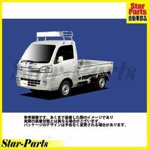 ルーフキャリア サンバートラック S500J S510J Cシリーズ TUFREQ 精興工業 タフレック