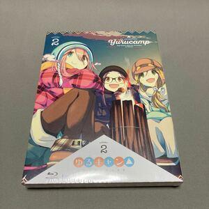 ゆるキャン 2 [Blu-ray] 新品