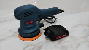 △中古品 電動工具 電動ポリッシャー RYOBI RSE-1250 リョービ