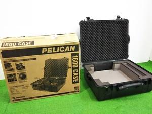 △未使用品 カメラアクセサリー カメラケース PELOCAN CASE 1600 ペリカンケース1600