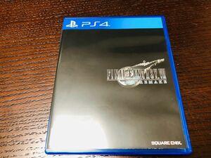 ファイナルファンタジー7 リメイク PS4 FF7R