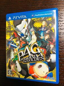 ペルソナ4ザ・ゴールデン PS Vita