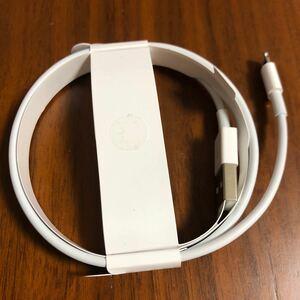 ライトニングケーブル Apple Lightningケーブル Lightning iPhone●●新品未使用品●●
