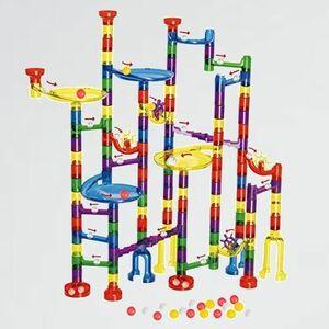 未使用 新品 216ピ-ス WTOR F-XZ 子供 積み木 大量 おもちゃ ビ-ズコ-スタ- 知育 玩具 組み立て 男の子 女の子 贈り物 誕生日