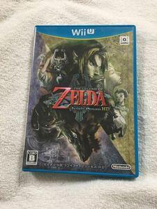 ゼルダの伝説トワイライトプリンセスHD WiiU ソフト