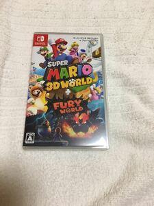 スーパーマリオ 3Dワールド+フューリーワールド Switch スイッチ