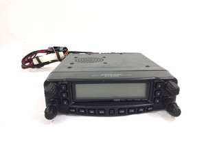 STANDARD QUADバンド FMトランシーバーFT-8900 無線機