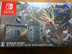 Nintendo スイッチ モンスターハンターライズ エディション switch