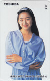 テレカ テレホンカード 桜井幸子 東芝 九州テクノネットワーク株式会社 カードショップトレジャー