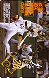 テレカ テレホンカード 平成11年7月17日(土)・甲子園球場・阪神タイガース戦 カードショップトレジャー