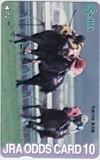 オッズカード ネオユニヴァース 平成15年 皐月賞 オッズカード10 カードショップトレジャーの商品画像