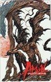 テレカ テレホンカード AMONデビルマン黙示録 カードショップトレジャーの商品画像