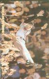 テレカ テレホンカード 原辰徳 2002.9.24甲子園球場 カードショップトレジャー