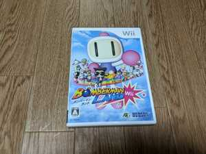 wii ソフト ボンバーマンランド