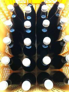 残りわずか山ぶどうジュース無添加、果汁100%500ml×2