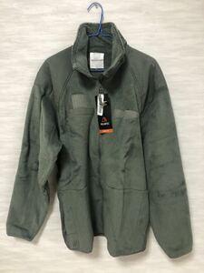 1円スタート 新品未使用タグ付き ECWCS GEN3 フリース polartec jacket ジャケット LサイズLONG 丈長め ARMY ミリタリー 米軍 アメリカ