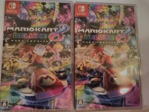 新品未開封 送料無料  Switch マリオカート8デラックス Nintendo Switch ニンテンドースイッチ ニンテンドー