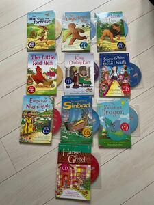 Usborne Reading Collection 10冊+10CD