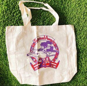 激レア 千と千尋 20周年記念品 ポケット付 トートバッグ ジブリ ショッピングバッグ エコバック
