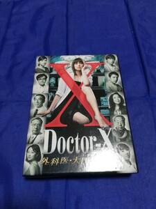 ドクターX シーズン1 DVD box