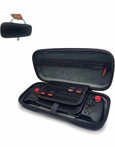 HORI グリップコントローラー専用 ハードケース for Nintendo Switch - 20枚収納 耐衝撃 撥水表面