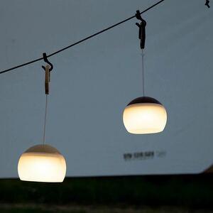LED ランタン スノーピーク アウトドア キャンプ コールマン ほおずき