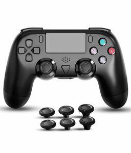 PS4 コントローラー ワイヤレス 最新FPS改良型 Bluetooth接続
