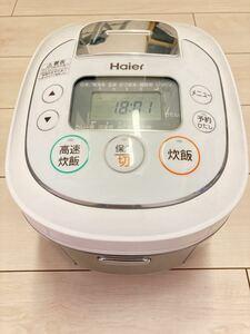 【ジャンク品】ハイアール Haier 炊飯器