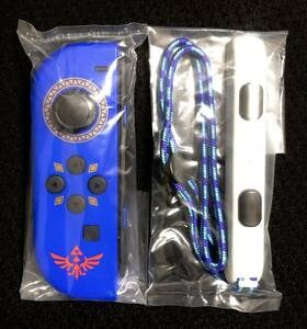 新品未使用 送料込 Nintendo switch ニンテンドースイッチ Joy-Con ジョイコン (L) ゼルダの伝説 スカイウォードソード ブルー 左 純正