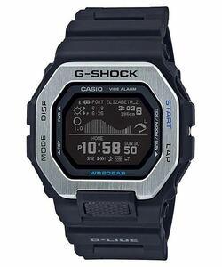 即決 新品未使用 送料込 CASIO G-SHOCK GBX-100-1JF G-LIDE 腕時計 カシオ ジーショック ムーンデータ タイドグラフ 国内正規品 タグ付