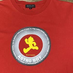 手塚治虫 鉄腕アトム Tシャツ (Astro Boy T-shirt)