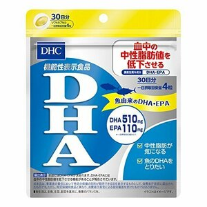 ★本日限り★DHC DHA 30日分 [機能性表示食品]