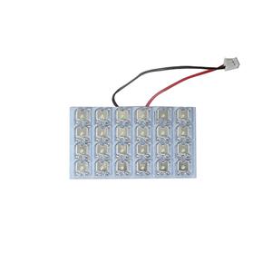 メール便送料無料 ザッツ/That's(Thats) JD1 LEDルームランプ FLUX 1Pセット 24発 ホンダ 室内灯 ルームライト 車内灯 純正 交換