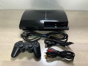 【すぐに遊べるセット】ps3 初期型 20GB ソニー SONY PS3本体 PS3 CECHB00 ゲーム 本体 プレイステーション