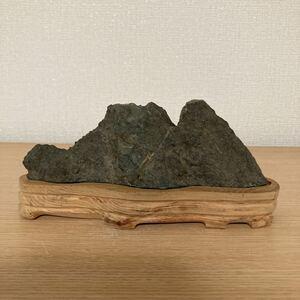 ■水石 ■鑑賞石 ■天然石■盆石■佐治川石■C-157