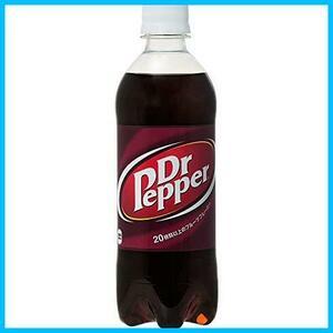 コカ コーラ ドクターペッパー 500mlPET×24本