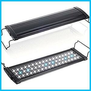 ★サイズ:超白光900(14w)★ [MEOW MARKET]アクアリウムライト フラット LED ランプ LED900 14w 90cm~120cm水槽 照明 防水 鮮やかに装飾