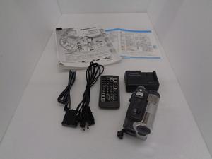 【ジャンク品】 Panasonic NV-GS55 ビデオカメラ