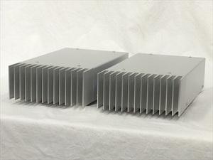 モノラルパワーアンプ Stellavox PW-1  ステラヴォックス ゴールドムンド JOB 2台1組