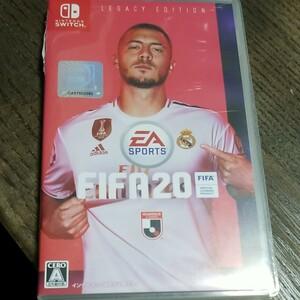 【Switch】 FIFA 20 Legacy Edition [通常版]