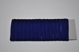 柄糸 正絹 (紺)