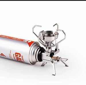 【新品未使用】FORE WINDS ガスバーナー マイクロキャンプストーブ FW-MS01 イワタニ