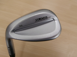 PING ピン、GLIDE 2.0、56°-12°、NS950GH(S)、レフティ